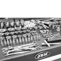 Pezzi singoli di attrezzatura manuale